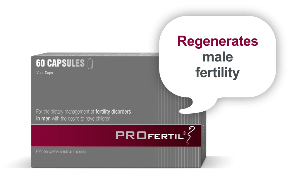 Fertility and anabolic steroids: PROFERTIL® regenerates male fertility.